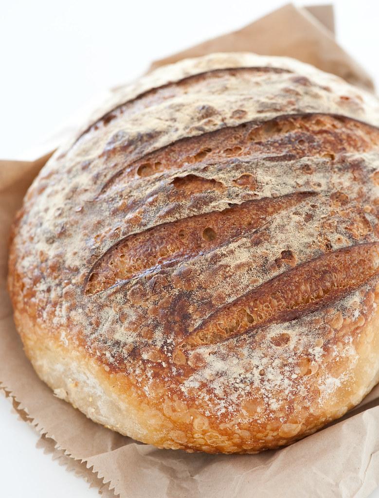 Easy Sourdough Bread Recipe Using Starter - Gadgets for ...