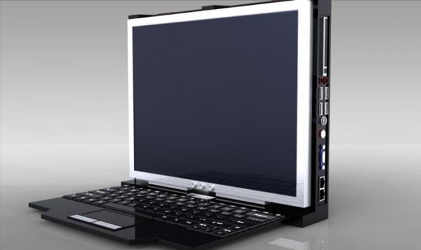 Chip Tablet PC Design Concept Gadgetsin