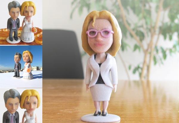 Sculpteo Online 3D Printer Make Your Own Action Figure