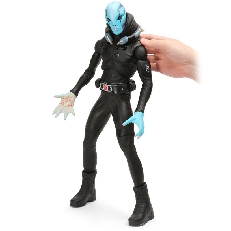 Limited Edition Abe Sapien Action Figure Gadgetsin
