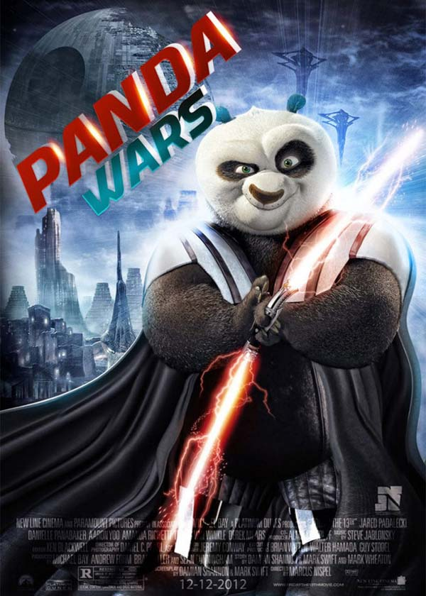 Star Wars trailer Star Wars Styled Movie Posters   Gadgetsin