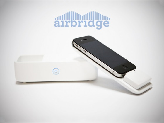 AirBridge Lets You Use IPhone & IPad On Large Screen
