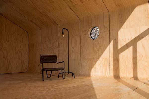 Solar Powered House