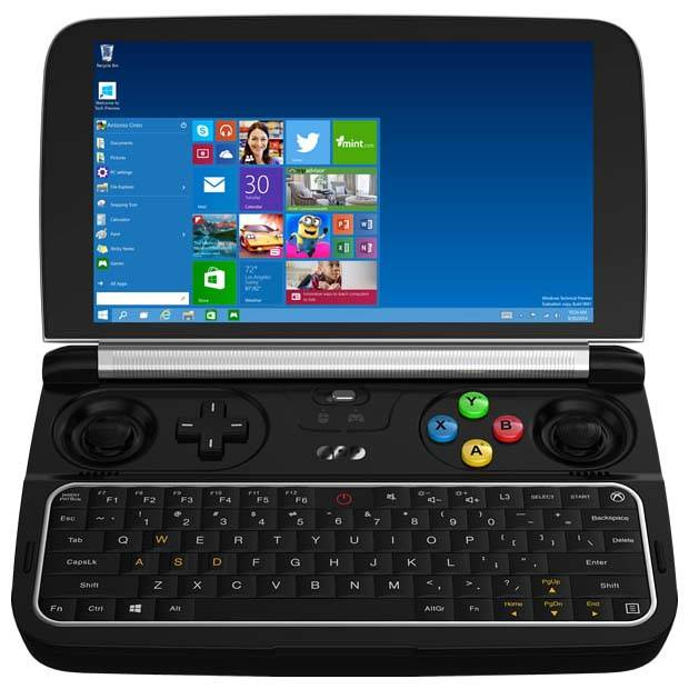 GPD WIN 2 Handheld Game Console Runs On Windows 10 Gadgetsin