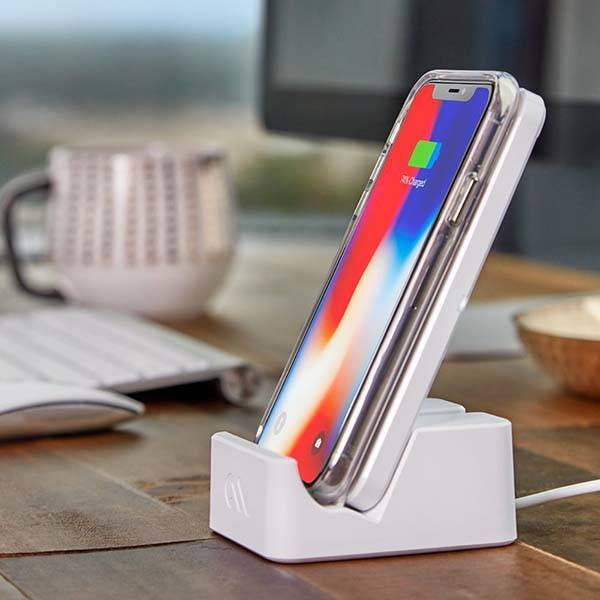 Case Mate Power Pad Fast Charging Wireless Charger Gadgetsin