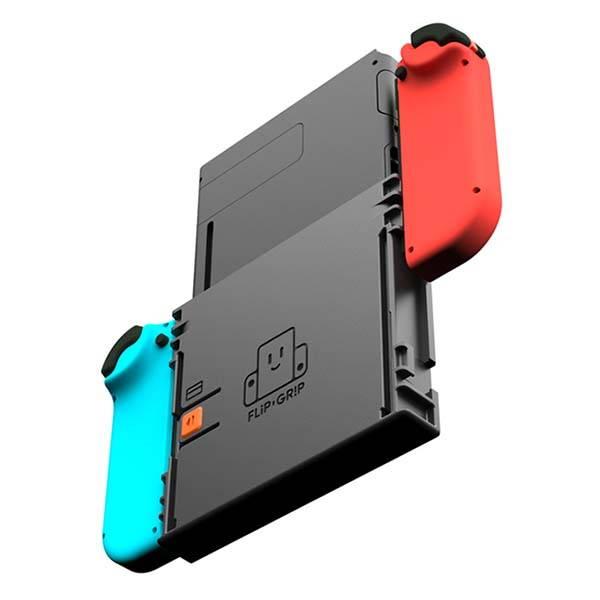 Flip Grip Lets You Enjoy Nintendo Switch In Vertical Mode