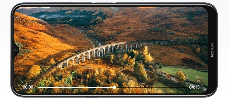 Nokia G10 Super Display