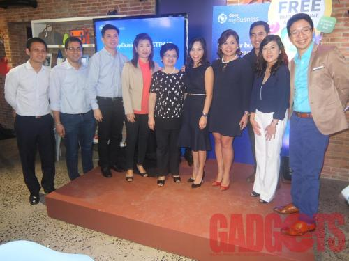 AFFI and Globe Officials