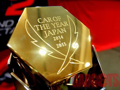 Mazda2 Award