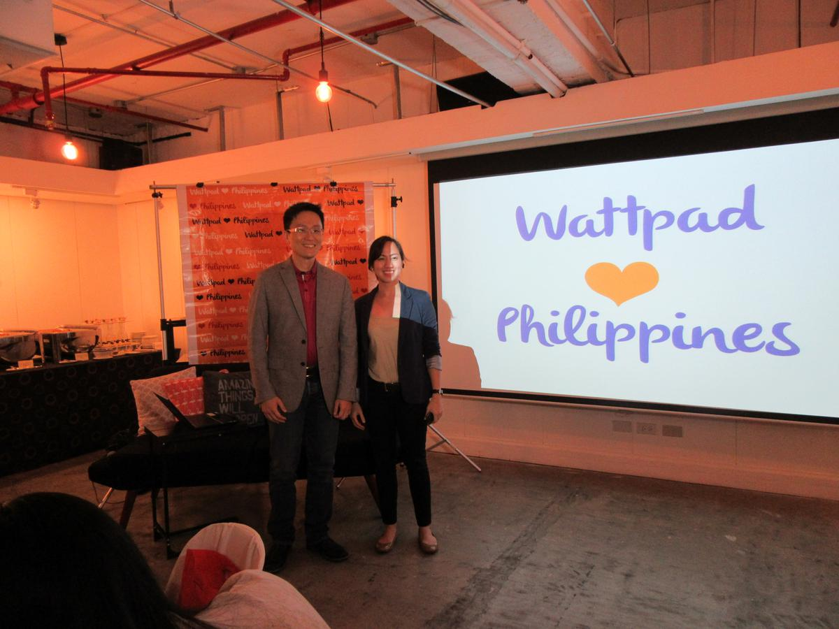 Wattpad is the go-to app for readers and writers in PH