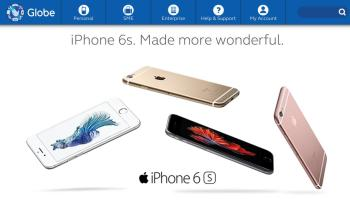 iPhone XS and XS Max, Now Available in Globe Stores