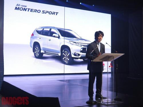 Mitsubishi Montero Sport 6