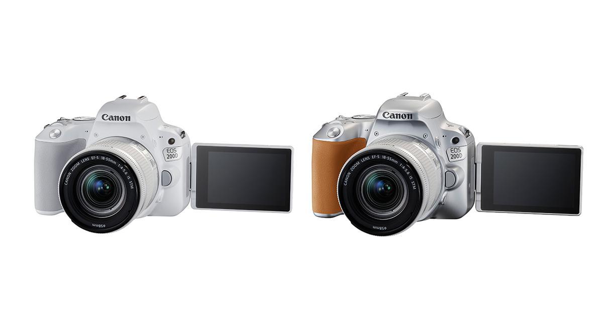 Quick Look: Canon EOS 200D