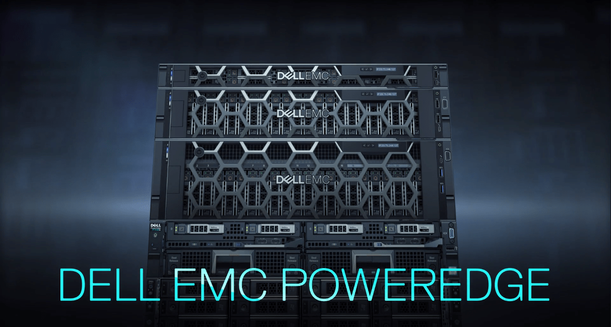 14th Generation Dell EMC PowerEdge Servers: Bedrock of the Modern