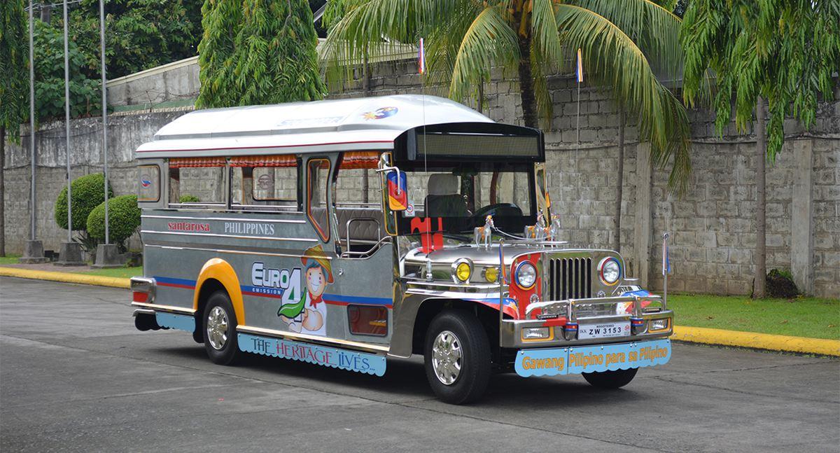 Sta Rosa Motor Works Inc Preserves Iconic Jeepney Aesthetic
