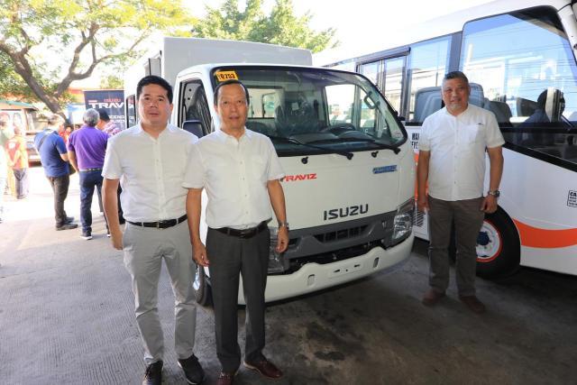 Isuzu PUV modernization