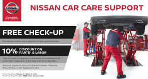 Nissan Car Care