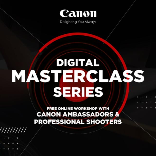 Canon Masterclass