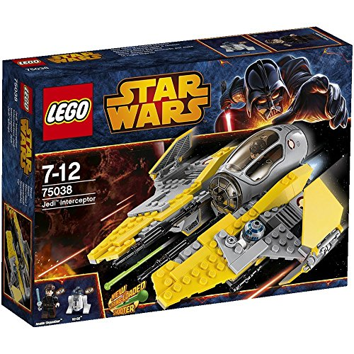 Intercepteur Jedi Lego Star Wars