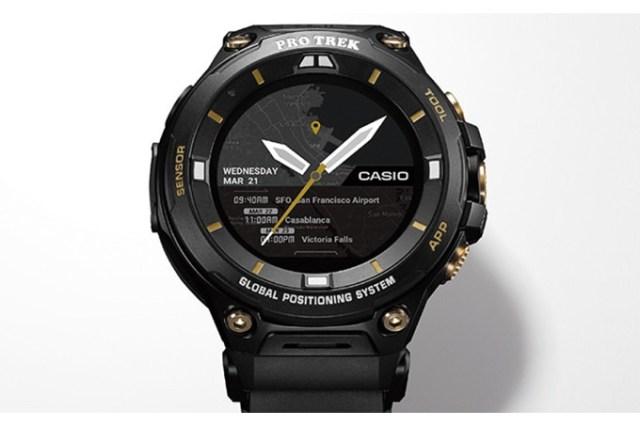 smartwatch Casio