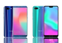 Honor 10 dan View 10