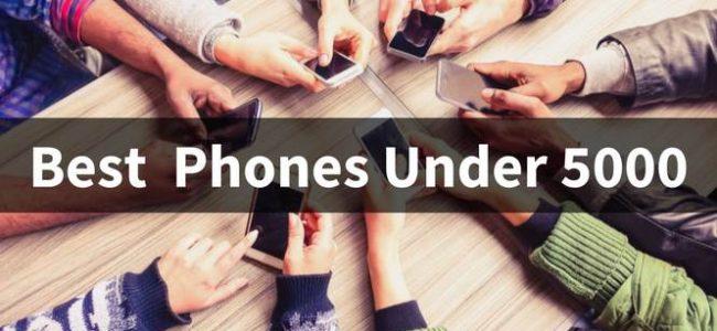 Best-Phones-under-5000
