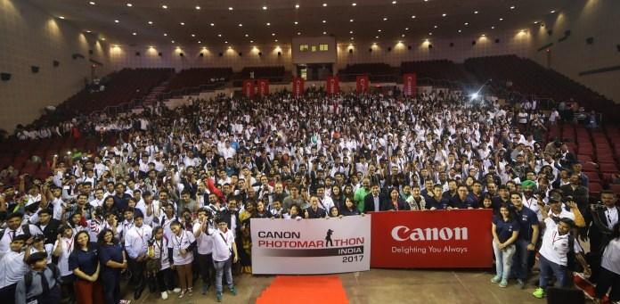 Canon PhotoMarathon 2017