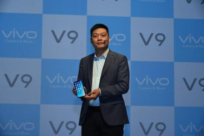 Vivo V9 Launch