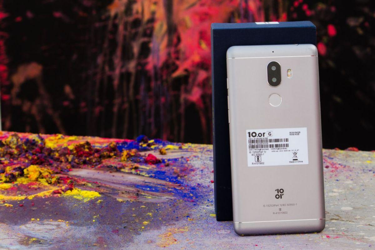 10.or G Review: A Dual-camera Budget Smartphone