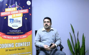 Mr. Sanjay Goyal- VP – Times Internet Ltd., Head of Product & Technology, TimesJobs and TechGig.