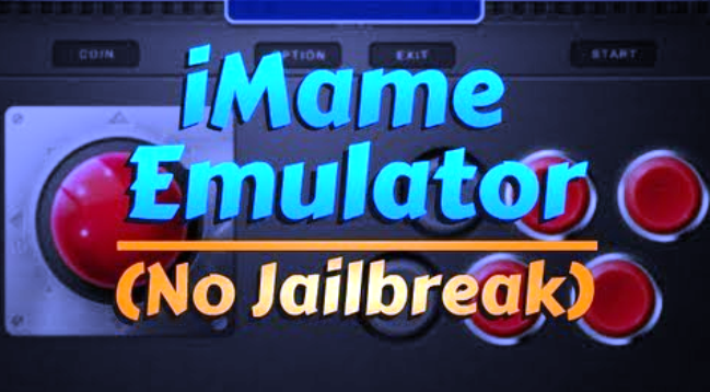 iMame-Emulator-No-Jailbreak