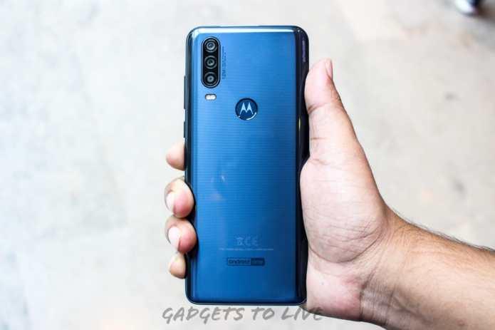 Motorola One Action's