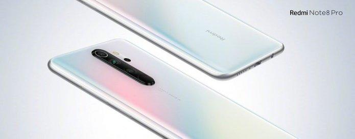 Redmi Note 8 Pro Launch