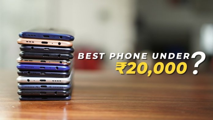 Best phones under 20000 Rs