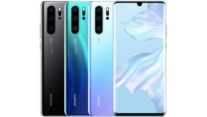 Huawei P30 Pro With Quad Lens Camera Setup Coming To India Soon