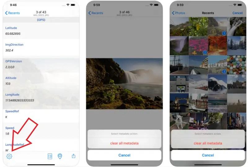 Как удалить местоположение и другие данные из ваших фотографий
