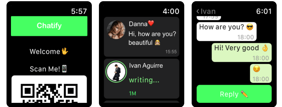 How to Use WhatsApp on Your Apple Watch – Gadgets To Use
