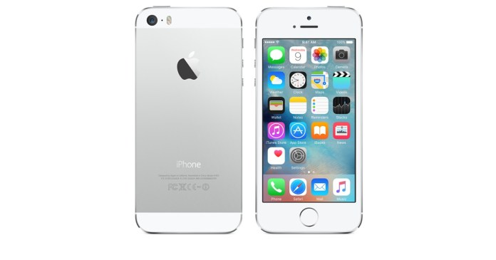 Apple iphone 5s specification, features and price