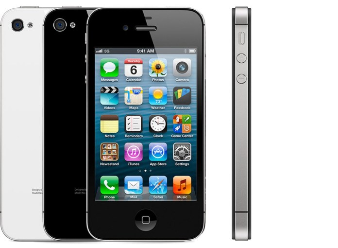 apple iphone 5 specification and features