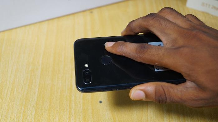 Gionee s11 lite review fingerprint