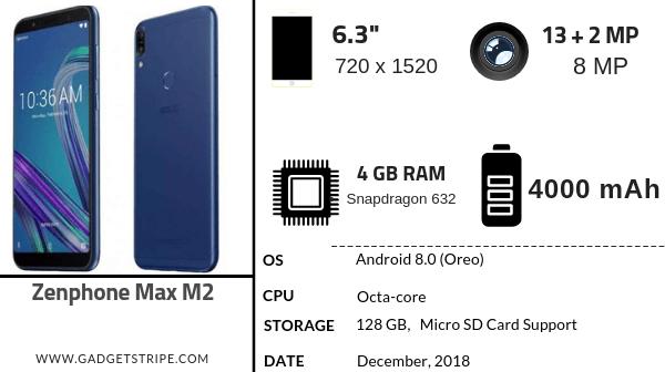 asus zenphone max m2