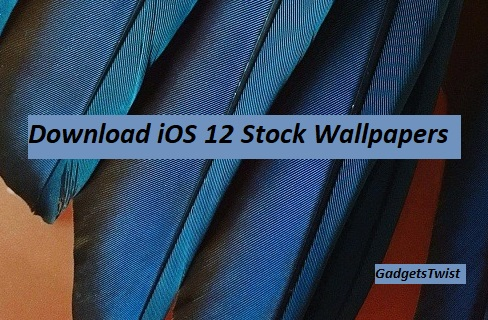 Download latest iOS 12 Wallpapers