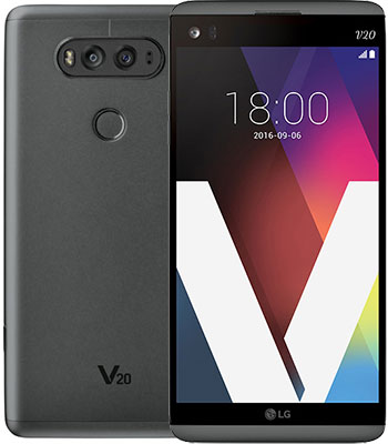 Download Stock Oreo LS99720a KDZ for Sprint LG V20 | GadgetsTwist
