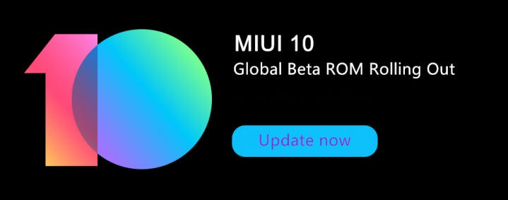 Download MIUI 10 v8.12.6 Beta ROM for Xiaomi devices