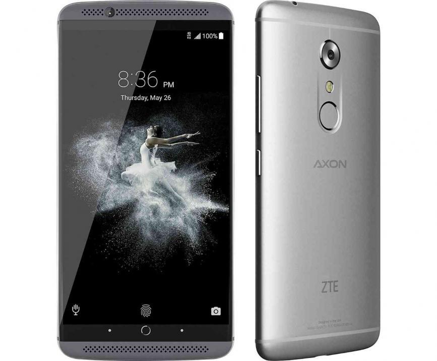 Download ZTE Axon 7 Stock Oreo B20 firmware - A2017UV2 1 0