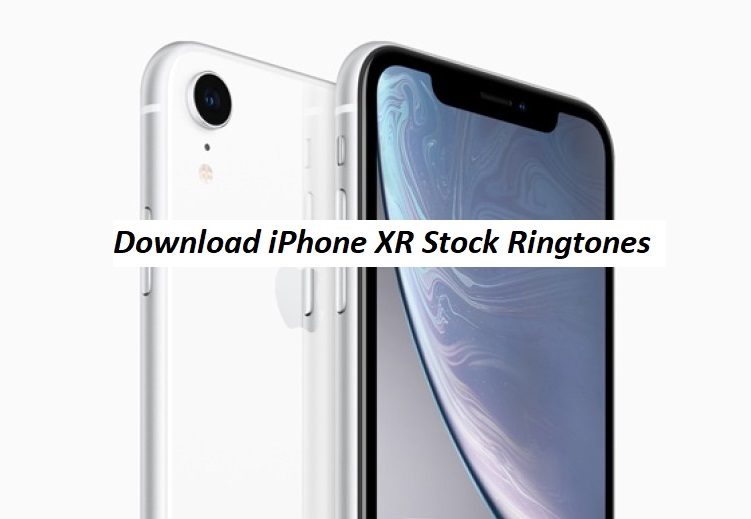 iphone xs max notification ringtone download