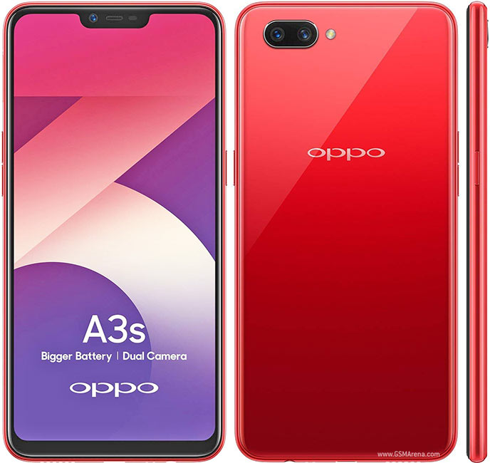 Download Oppo A3s default Wallpapers | GadgetsTwist