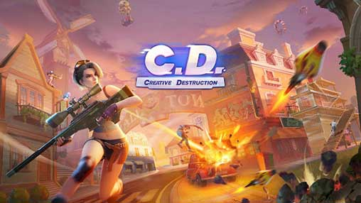 Download Creative Destruction 2.0.1171 Apk + Data for Android