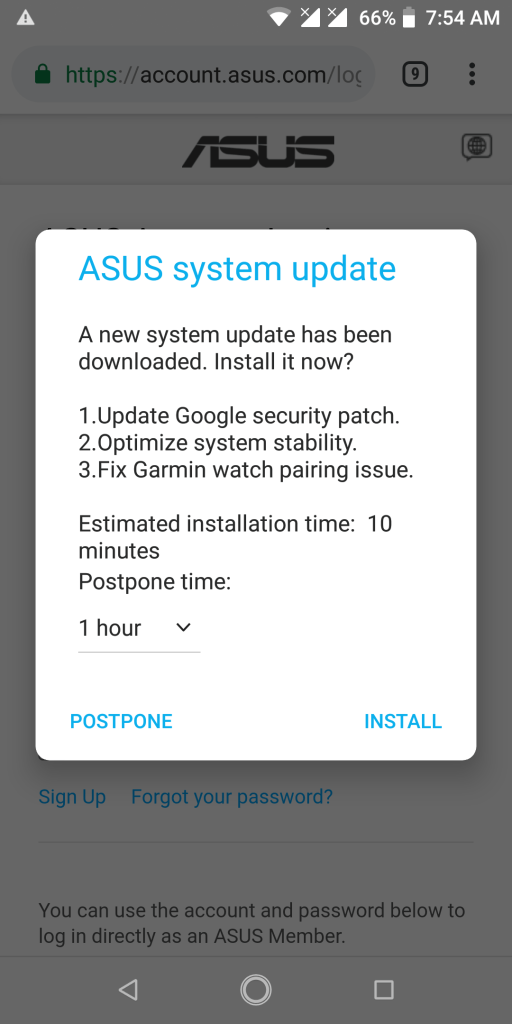 Download 15 2016 1811 177 OTA for ASUS ZenFone Max Pro M1 [January