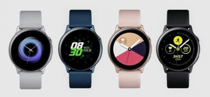 Download R500XXU1BSD3 OTA for Galaxy Watch Active [Improvement